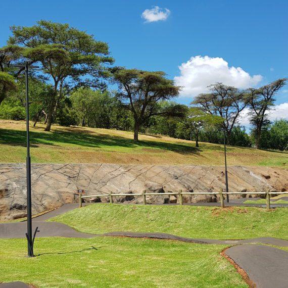 Golf course - Shotcrete South Africa