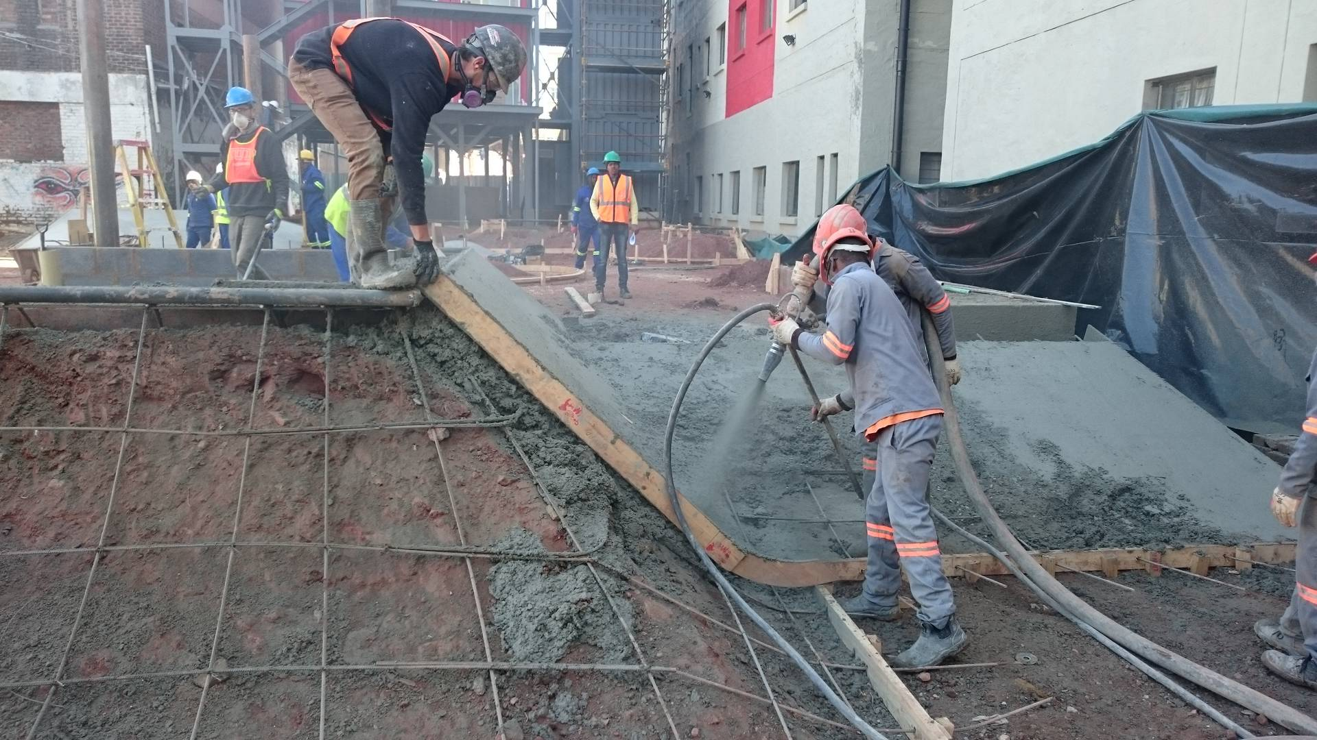 Structural Shotcrete | Structural Shotcrete Solutions | Shotcrete South Africa