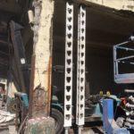 FTP CT Repair pillars - Shotcrete South Africa